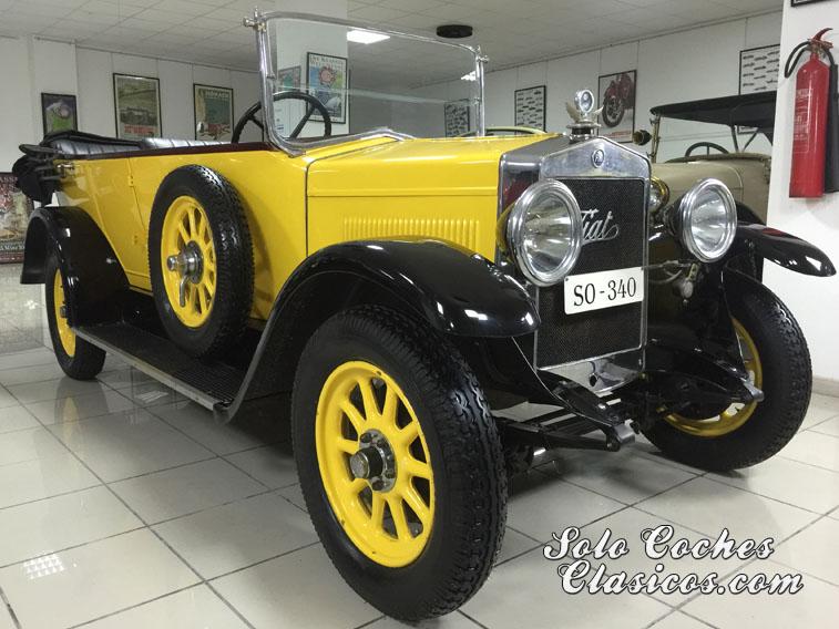 Classic Car Fiat 503