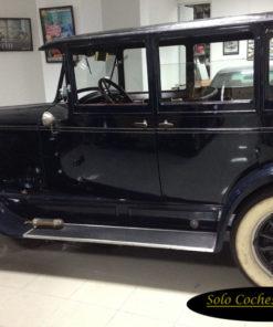 Jordan Classic Car Linje Otte Sedan