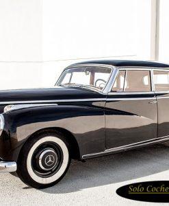 Oldtimer Mercedes 300 B Adenauer