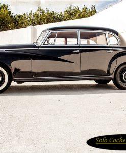 Coche Clásico Mercedes 300 B Adenauer