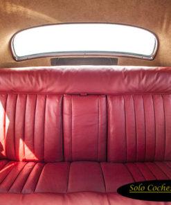 Classic car Mercedes 300 B Adenauer