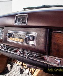 Klassisk bil Mercedes 300 B Adenauer