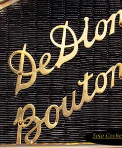 Coche Clásico De Dion Bouton IW Torpedo
