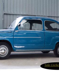 Assento de carro clássico 600 D