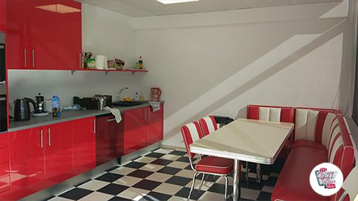 Retro køkken 50 s