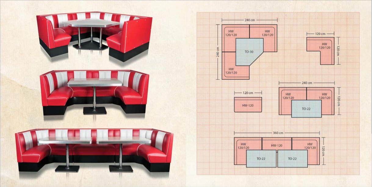 Præparater og foranstaltninger diner møbler
