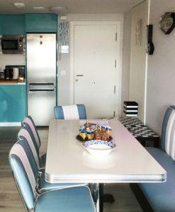área para refeições C1502524 retro americano