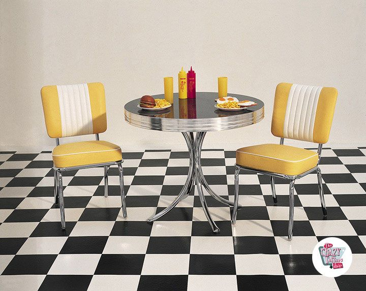 American Retro Diner Chair CO24