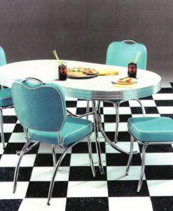 Amerikanischen Retro-Dinette Set C2626