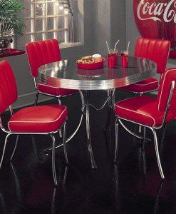 Vintage møbler spisestue sett C2625