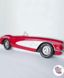58 Corvette parete