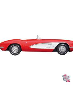 58 Corvette Wall
