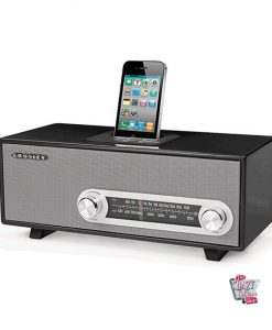 Radio Crosley Ranchero iPod