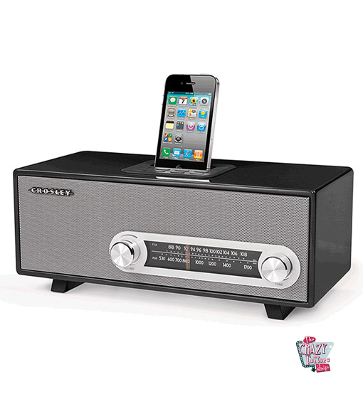 IPod Radio Crosley Ranchero