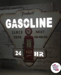 Retro Gas Box 24h
