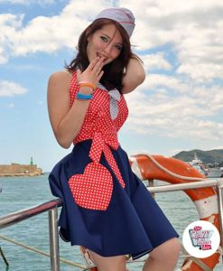 Vintage Sailor Apron Molly