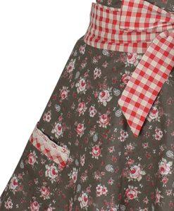 Delantal Vintage Flowers Rachel