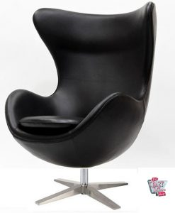 Egg Chair Ecopelle