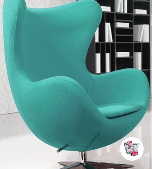 Egg Chair Cachemir