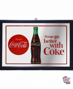 Coca-Cola Vintage Mirror