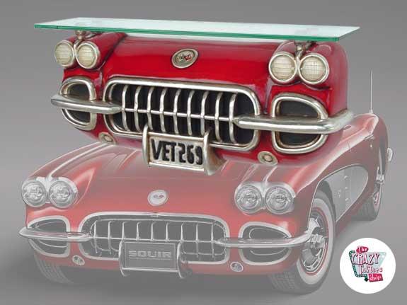Corvette plateau 58