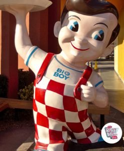 Figure alimentaire Big Boy