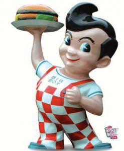 Figur Food Big Boy