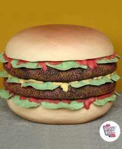 Figure alimentaire Burger
