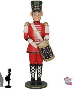 Decorazione natalizia Figura Nuovo soldato di piombo