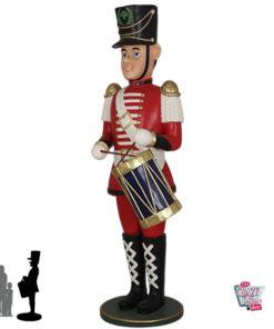 Juldekorasjon Figur Ny Lead Soldier