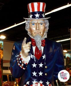 American Uncle Sam figure Decoration