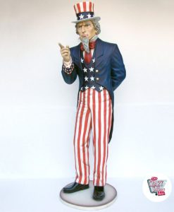 American Uncle Sam figure Decoration