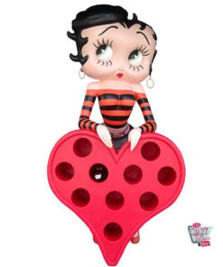 Figure Decoration Betty Boop Bottle Rack