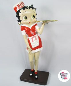 Figure Decoration Betty Boop Diner