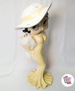 Figur Dekoration Madam Betty Boop