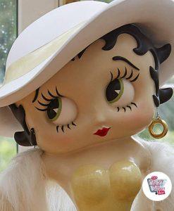 Figure Décoration Madame Betty Boop