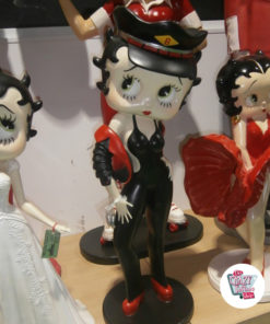 Figure Décoration Betty Boop Sexy Motera