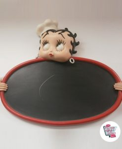 Figure Décoration Betty Boop Slate