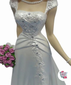Figure Decoration Betty Boop Wedding Dress