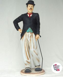 Figure Décoration Charles Chaplin