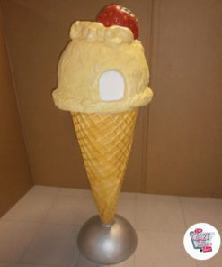 Figur Decoration Cone isbeholderen