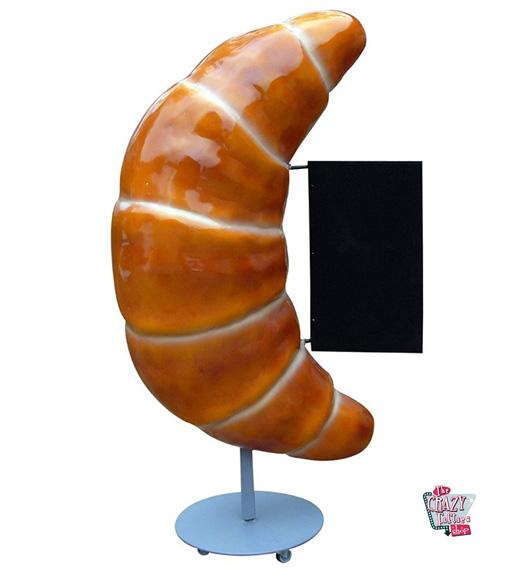 Figure Décoration avec le menu Croissant