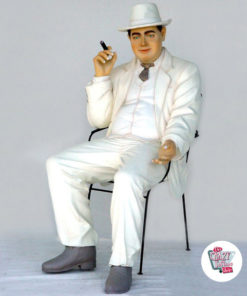 Figur Dekoration The Godfather