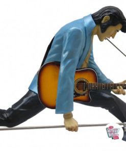 Figura Decoración Elvis Arrodillado