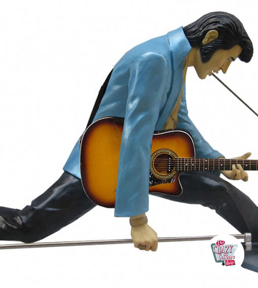 Figura Decoration Elvis Inginocchiato