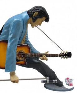 Figur Dekoration Elvis knælede