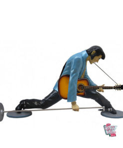 Figure Decoration Elvis Knelt