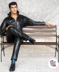 Figura Decoración Elvis Banco