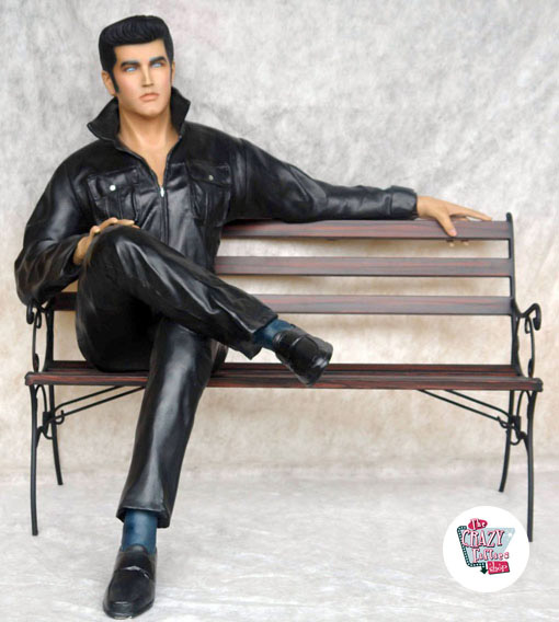 Figur Dekoration Elvis Bank