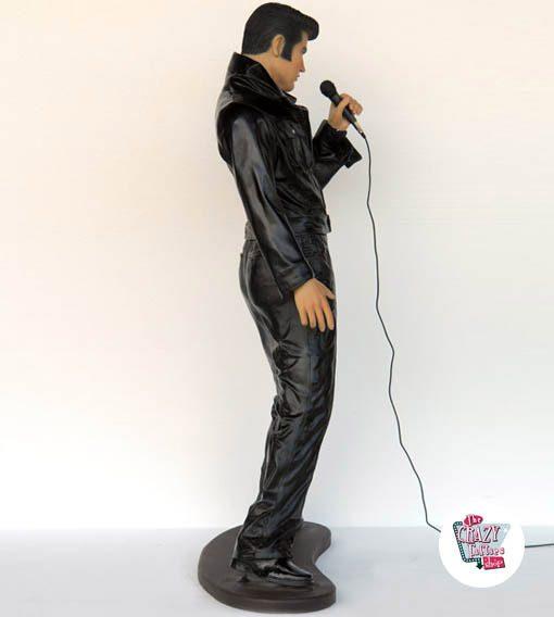 Abbildung Dekoration Elvis Gesang